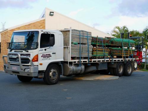 Pro Ranger 14 with Moffatt (10.4 tonne capacity)